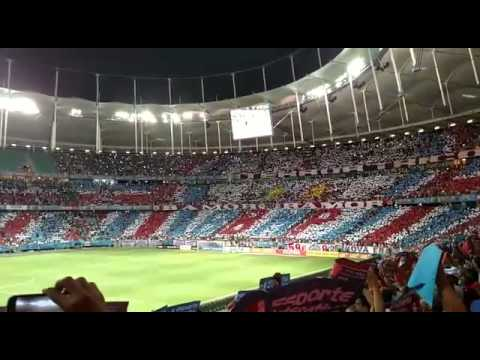 Mosaico Tricolor. B.B.M.P