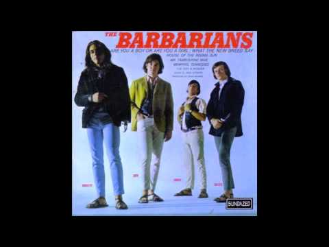 The barbarians memphis tennessee