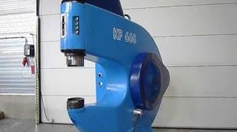 Eckold Kraftformer kf 665 kf 460 kf 324