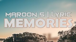 Memorriees - Marroon 5 | Lyric Video   Malay Translation