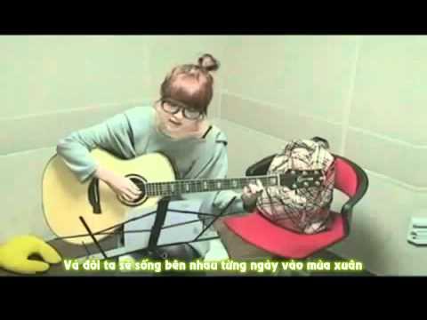 [Vietsub] [Full Song/ Live] Loving You - IU