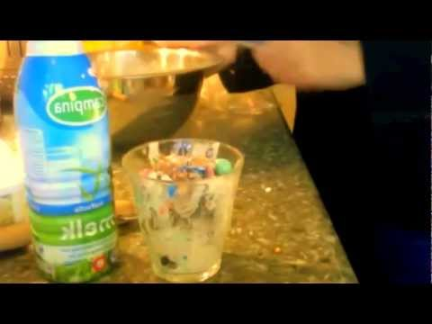 how to make a mcflurry youtube