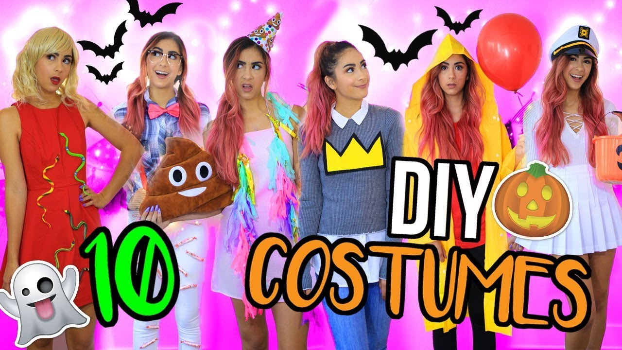 10 Diy Last Minute Halloween Costumes Youtube Check out marvel's latest news, articles, and press on marvel.com! 10 diy last minute halloween costumes