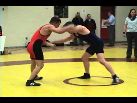 2010 Ontario Junior Championships: 66 kg Bronze Jason Bresele vs. Adam Argue