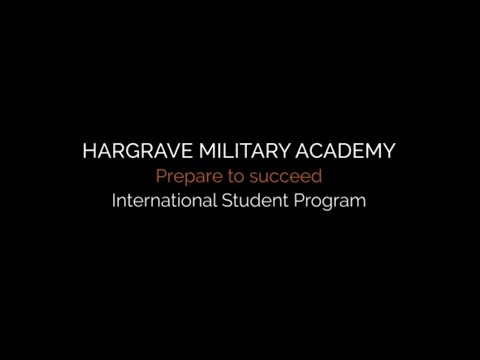 Hargrave International Students Program