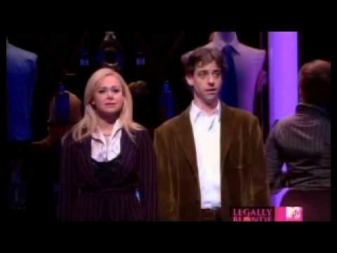 Legally Blonde the Musical Part 12 - Take It Like A Man