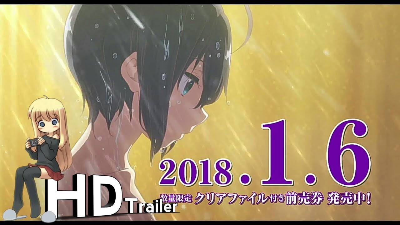 Anime tv channel eiga chuunibyou demo koi ga shitai take on me anime trailer