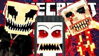 САМАЯ СТРАШНАЯ КАРТА В МАЙНКРАФТЕ  ПРОХОЖДЕНИЕ ХОРРОР КАРТЫ МАЙНКРАФТ ВЫЖИВАНИЕ - Horror Minecraft