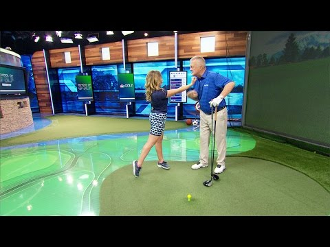 School of Golf: Upper Cut Drill to Help you Improve Your Swing | Golf Channel