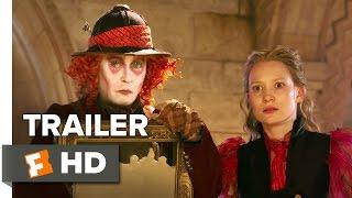 Alice Through the Looking Glass TRAILER 1 (2016) - Helena Bonham Carter, Johnny Depp Movie HD
