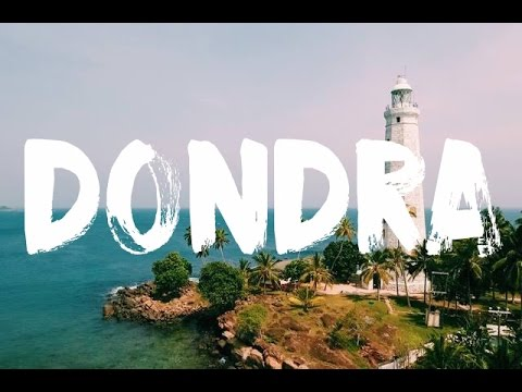 DONDRA LIGHTHOUSE - SRI LANKAN PEOPLE ARE AWESOME | VLOG #27