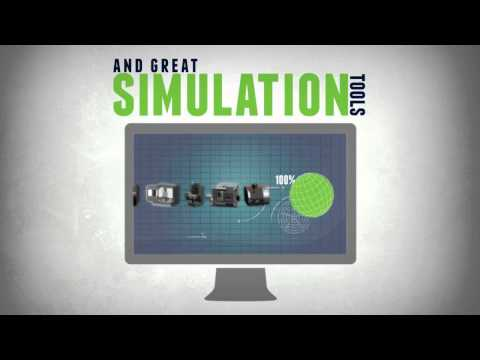 Edgecam Workflow Animation