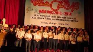 Đồng ca Rạng rỡ Việt Nam Y4D Đại học Y Hà Nội
