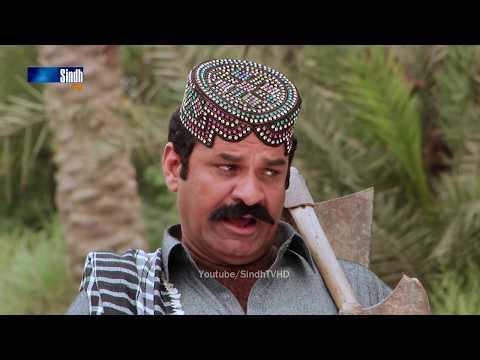 Sindh TV Soap Serial Mitti Ja Manhon EP1 Part 1- 25-7-2016- HD1080p - SindhTVHD