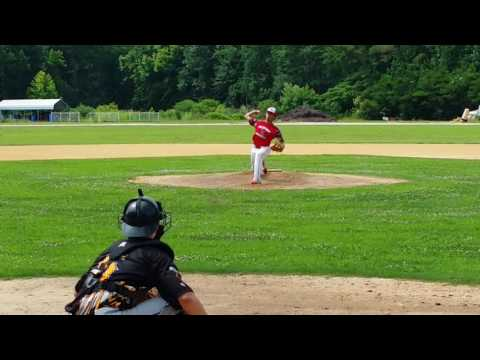 Hunter Hayden | Isle of Wight Academy | Baseball Clearinghouse | Skills Combine | June 2017 Virginia