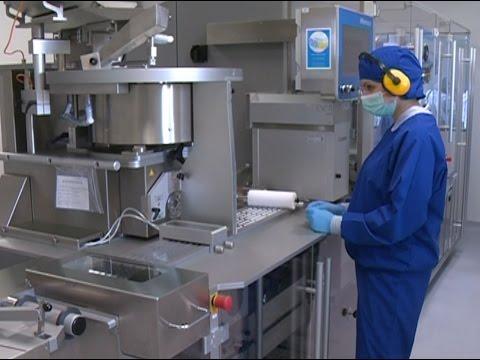 В Белгороде наладят производство лекарств