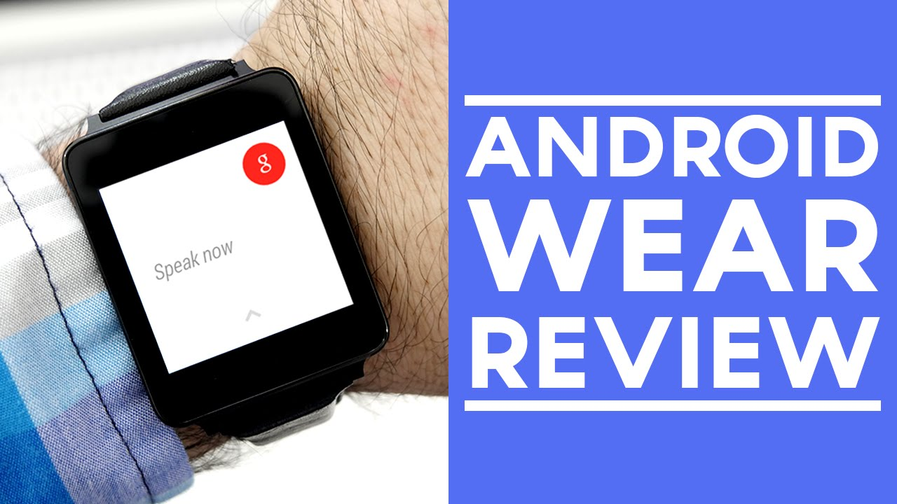 Android Wear Review: LG G Watch vs Samsung Gear Live