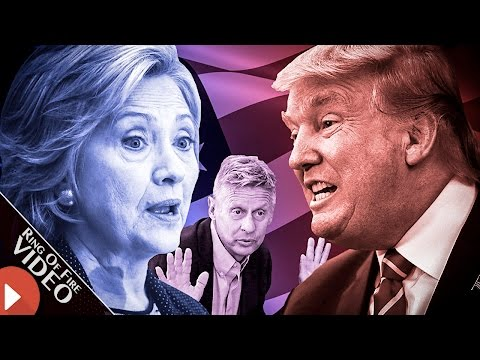 The Corporate Media Rigs Debates To Favor Two-Party System