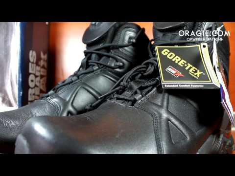 96c9ad07ba3 Тактически кубинки HAIX BLACK EAGLE TACTICAL 20 MID - YouTube