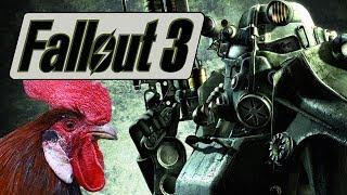 Е*ало крушение в Fallout 3 #1