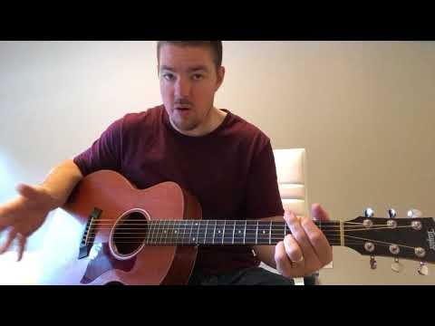 Sunrise, Sunburn, Sunset | Luke Bryan | Beginner Guitar Lesson