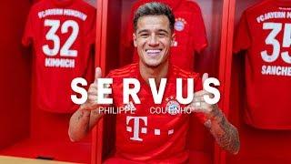 Money Heist, Rio de Janeiro & Tattoos | Servus, Philippe Coutinho | FC Bayern