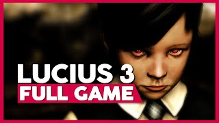 Lucius III | Full Gameplay/Playthrough | PC 60ᶠᵖˢ | No Commentary