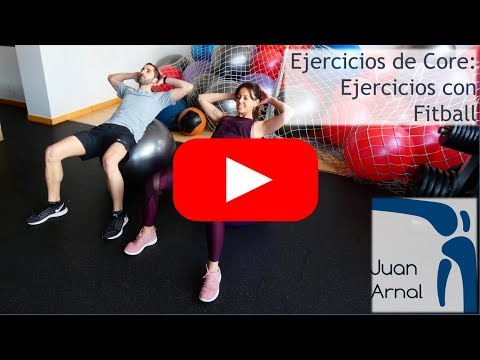 Ejercicios para la Espalda y Cuello en Casa: Ejercicios con Fitball
