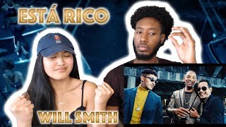 Will Smith, Bad Bunny, Marc Anthony - EstÁ Rico     Reaction