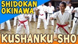 (kushanku) KANKU SHO - OKINAWA SHIDOKAN