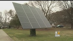 Beverly Neighbors Outraged Over Front Yard Solar Panels