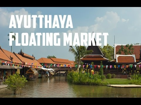 Ayutthaya Floating Market - Tour of this Amazing Market from YouTube · Duration:  3 minutes 34 seconds