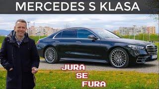 Ovaj je za predsjednike! - Nova Mercedes S klasa - Jura se fura