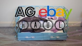 American Girl Doll Ebay Haul ~ Big Item + Surprise At End!