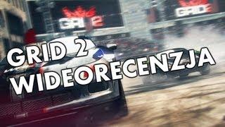 Wideorecenzja: GRID 2