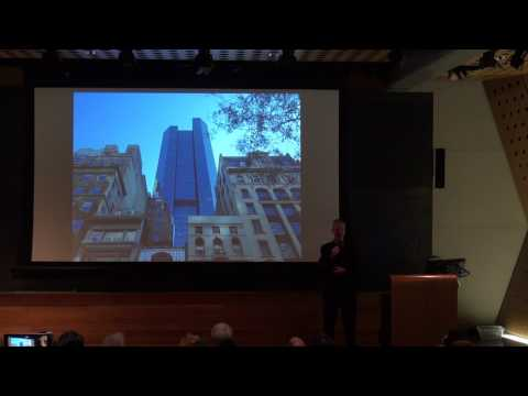 "Jeff Speck: ""Urbanism for Architects"""