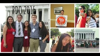 2015 Pre Departure Orientation Washington DC