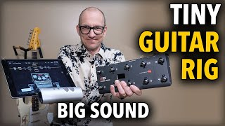 Small, portable guitar rig - iPad + Audio Interface + Midi Controller + Bias FX Mobile