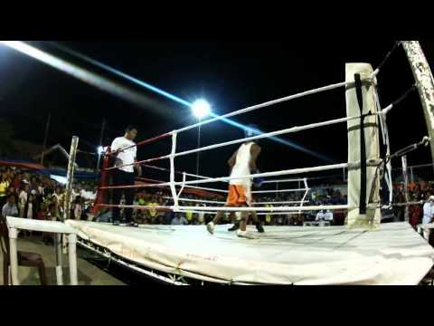 Boxing Fundraiser in Candau-ay