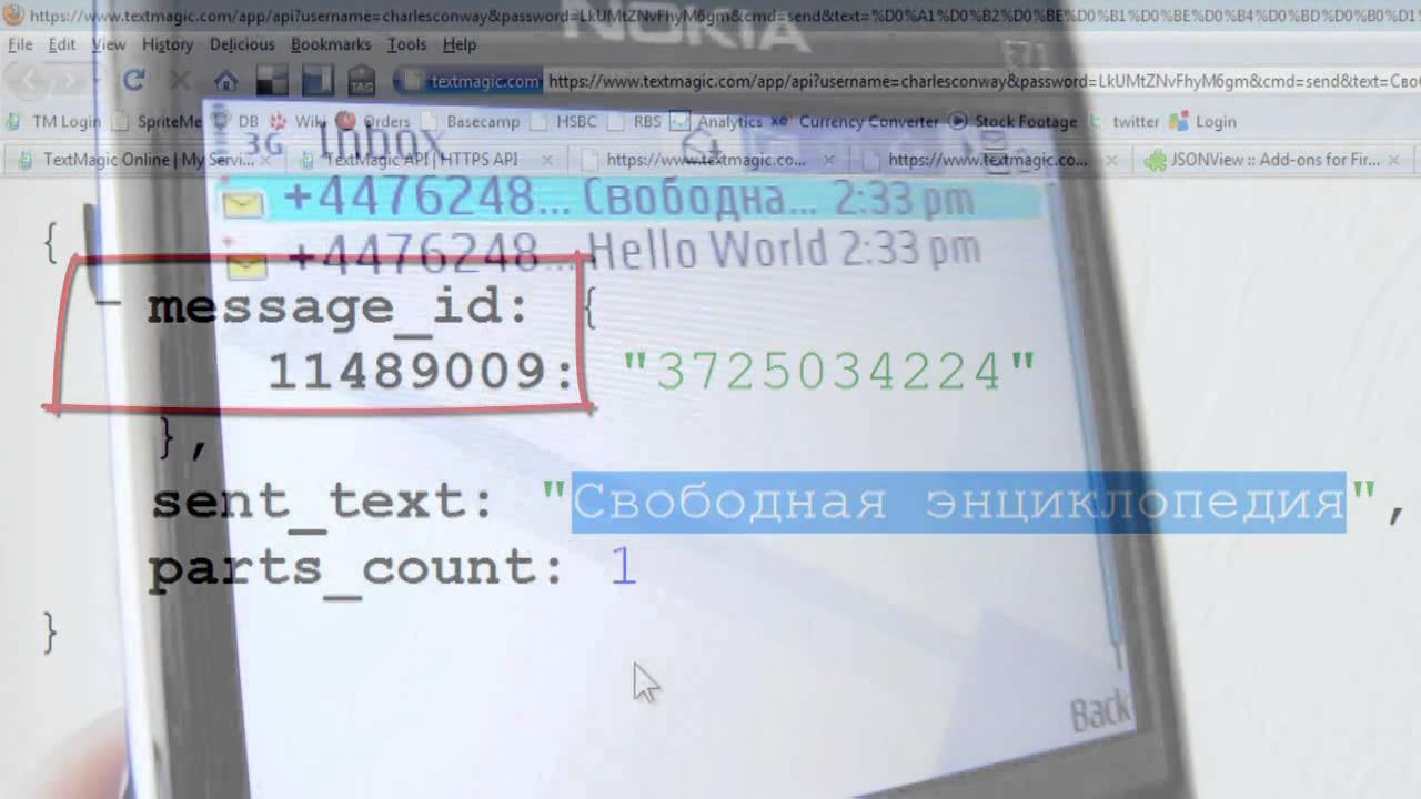 Bulk SMS Gateway API Video - Free SMS Scripts