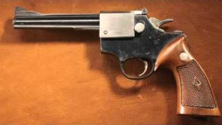 The first .44 Magnum (well, almost).  A National Firearms Museum Treasure Gun.