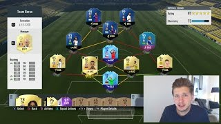 """TOP 100 FUT CHAMPIONS GAMEPLAY - MY TEAM & STRATEGY 