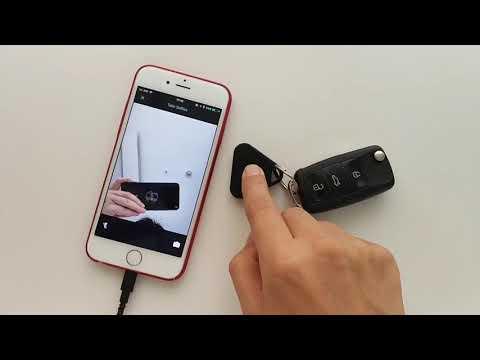 ZUS Car Key Finder