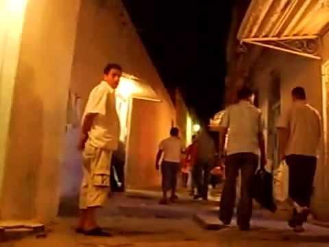 Les tassper a Sousse   Tunisie