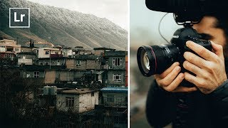How to Edit Travel Photos + Experience Iraq
