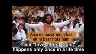 Beautiful Sufi song on Sathya Sai Baba WITH ENGLISH SUBTITLES by Hans Raj Hans