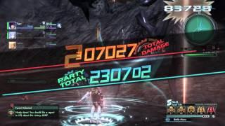 Xenoblade Chronicles X Photon Saber Dual Guns Build (Ether)