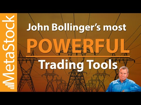 John Bollinger's Most POWERFUL Trading Tools