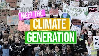 The strikers who are changing the fate of the planet