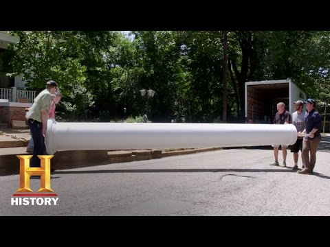 Lone Star Restoration: Brent and the Hull Historical Team Do Some Heavy Lifting | History